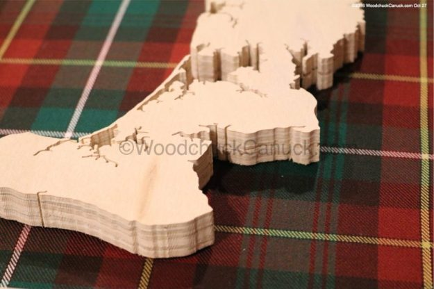 wood map pei,prince edward island,wooden maps