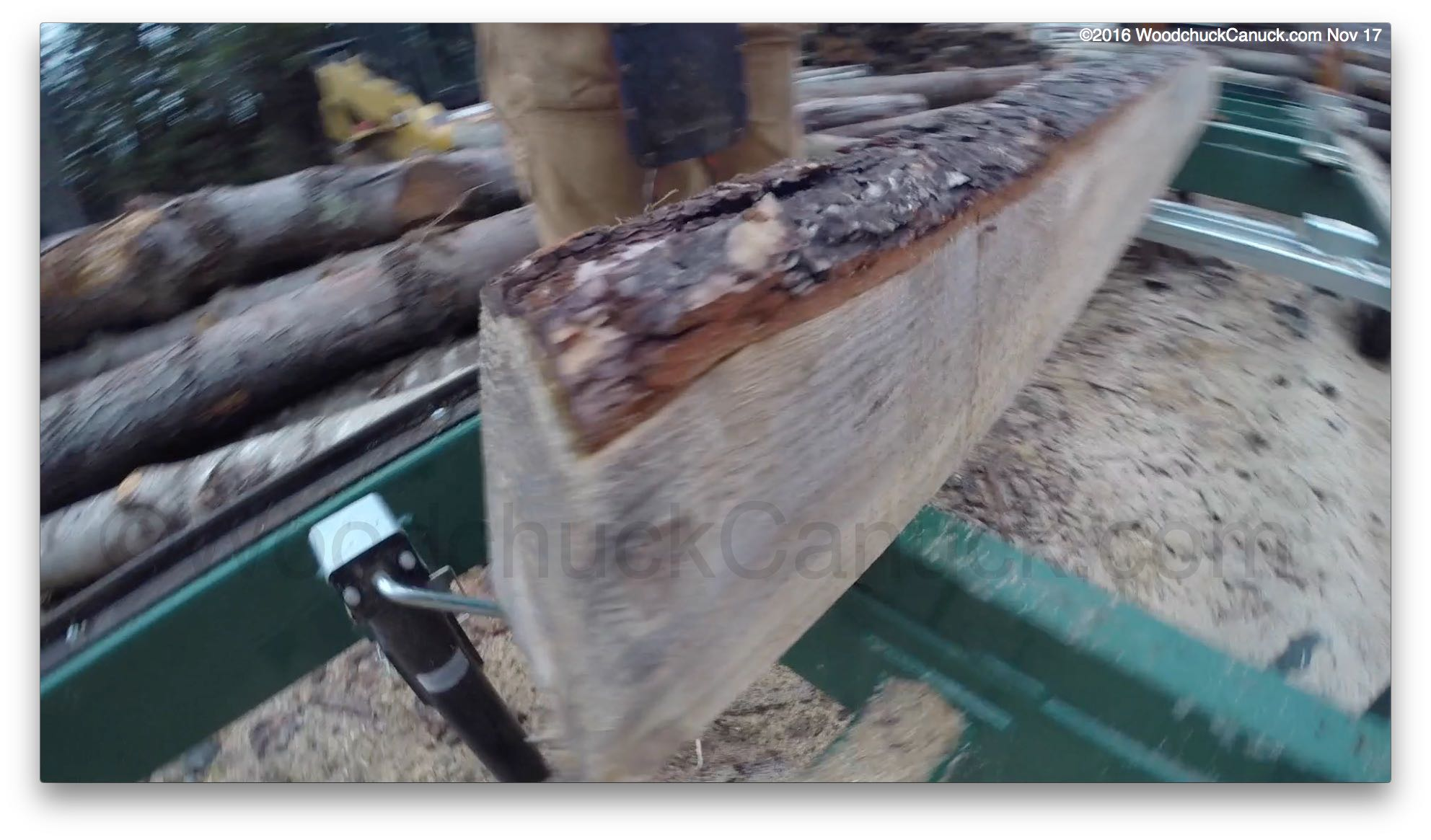 Blue denim pine fireplace mantle