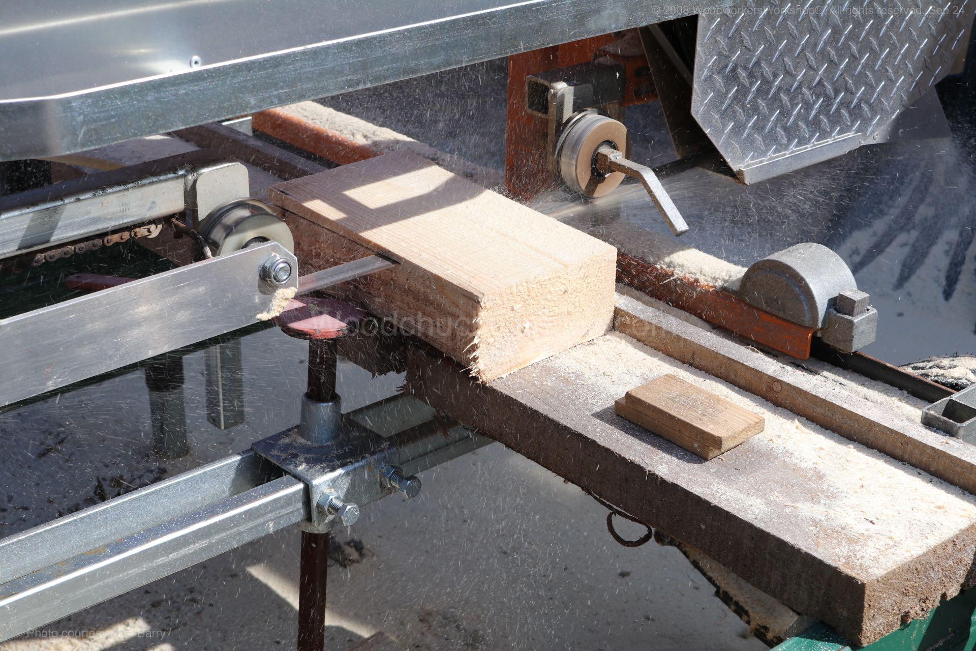 Shingle making