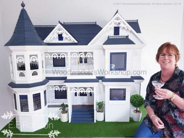victorian barbie doll house