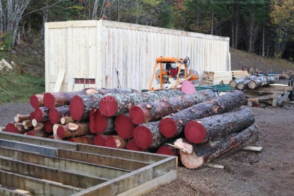 logging,sawmilling,forestry,landscaping,sawyers,sawmillers,Nova Scotia