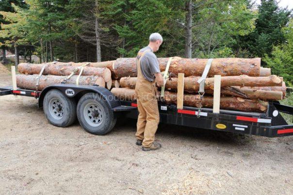 logs,trailer