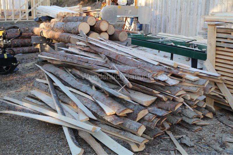 wood slabs,splits,firewood