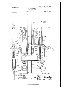 patents,sawmilling,vintage photos