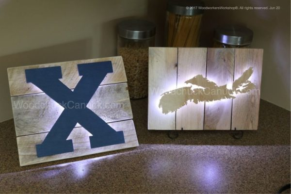 letter X, crafts, Made in Nova Scotia, St. FX University, SFU, memorbilia