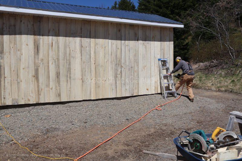 kiln shed,poplar,siding