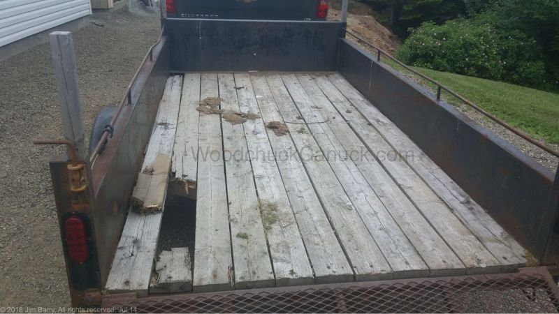 trailer,floorboards,replacing the deck