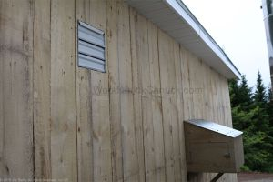 vent,louvers,kiln,drying lumber,Nova Scotia,Antigonish.