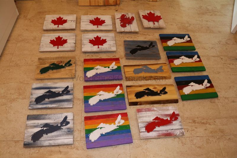 maps,maple leafs,lobster,NS maps,pride