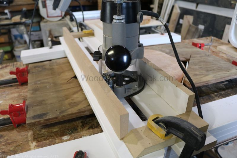 how to flatten end grain logs with a router,made in Nova Scoita,woodworking,artissans,Antigonish