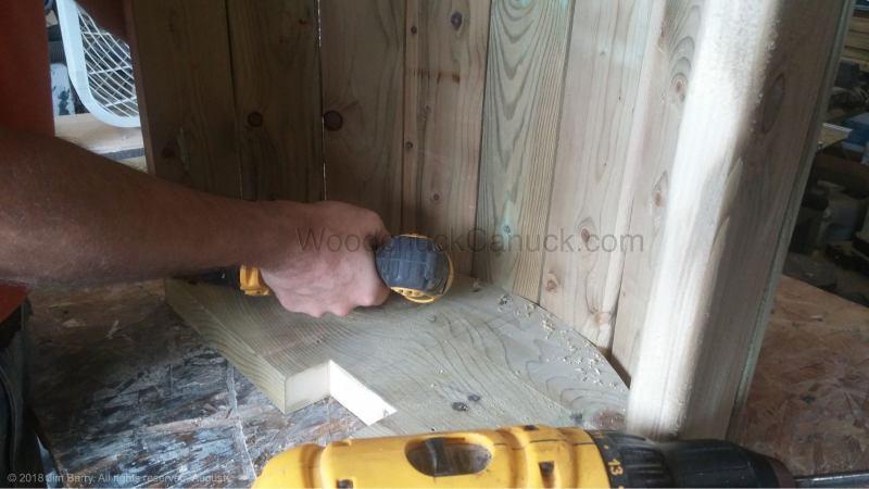 hiding deck screws,custom woodworking, outdoor living,deck solutions.storage,Antigonish county,Nova Scotia