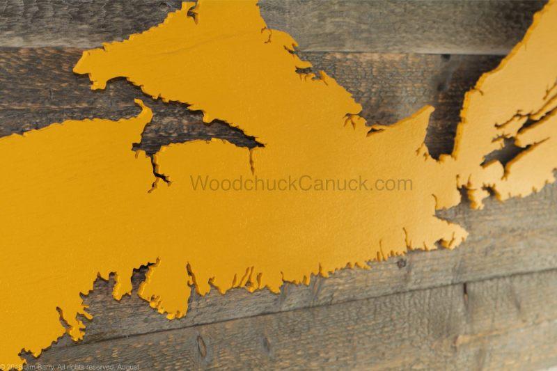 barn wood,wood maps,hand made wood crafts,Nova Scotia,Antigonish county