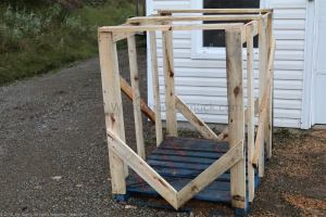 Firewood crates