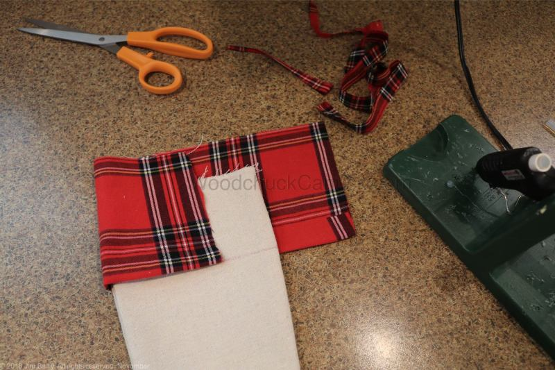 diy,drop cloths,drop cloth stockings,christmas stockings