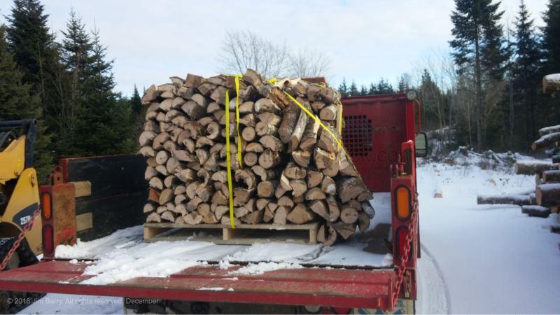 firewood,split firewood, maple firewood, Nova Scotia, Antigonish, Guysborough