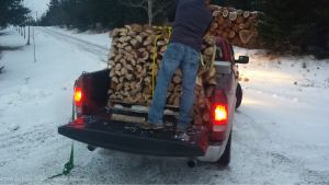 firewood sales in Antigonish County