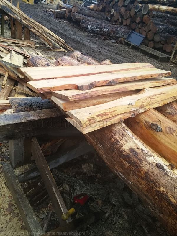 pallet cants, firewood, kindling, sawmilling lumber, bi product, waste management, reducing, recycling, reusing, Loch katrine, Antiogonish County, Guysborough County, Nova Scotia