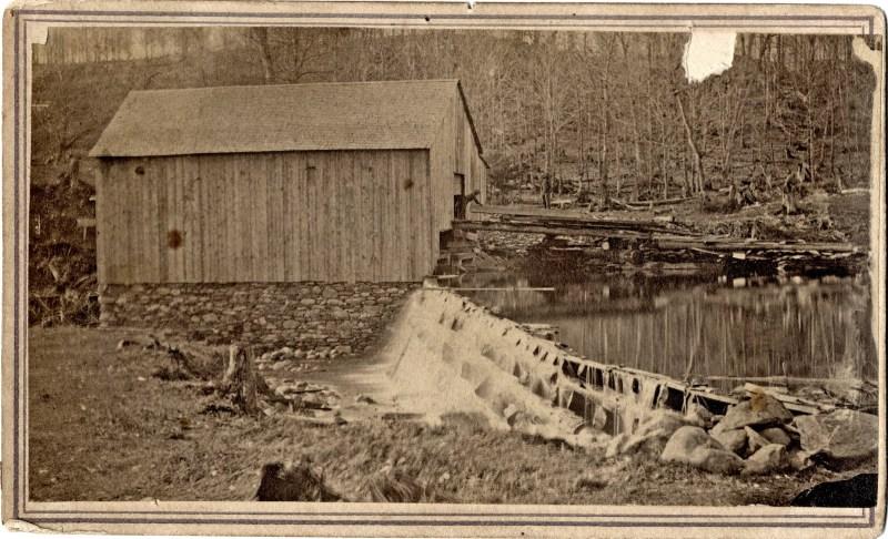 1885 Saw Mill.