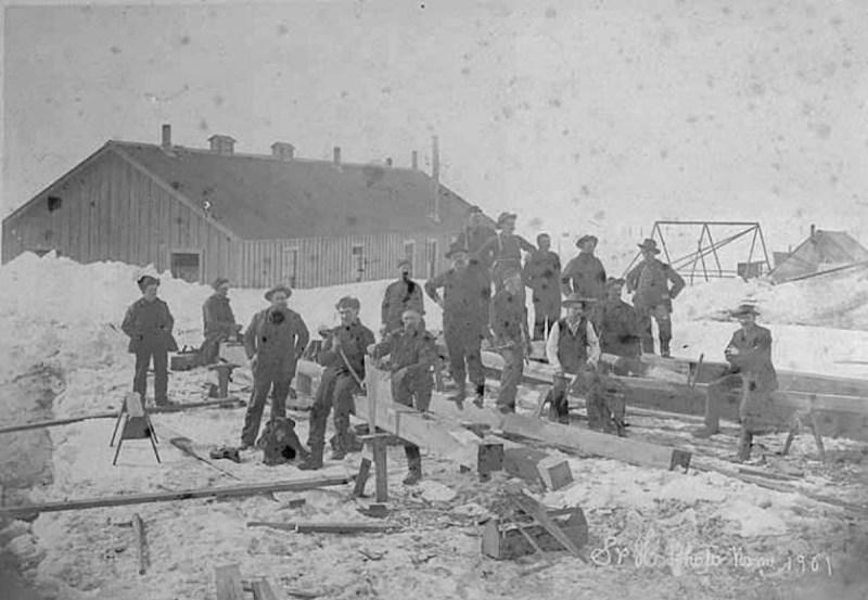 1910 Fort Davis