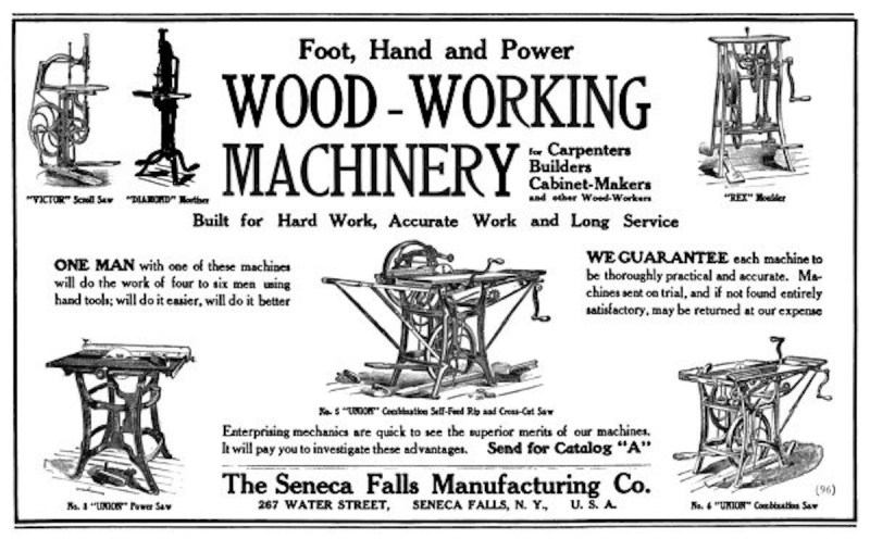 1905 The Seneca Falls Machinery Co.