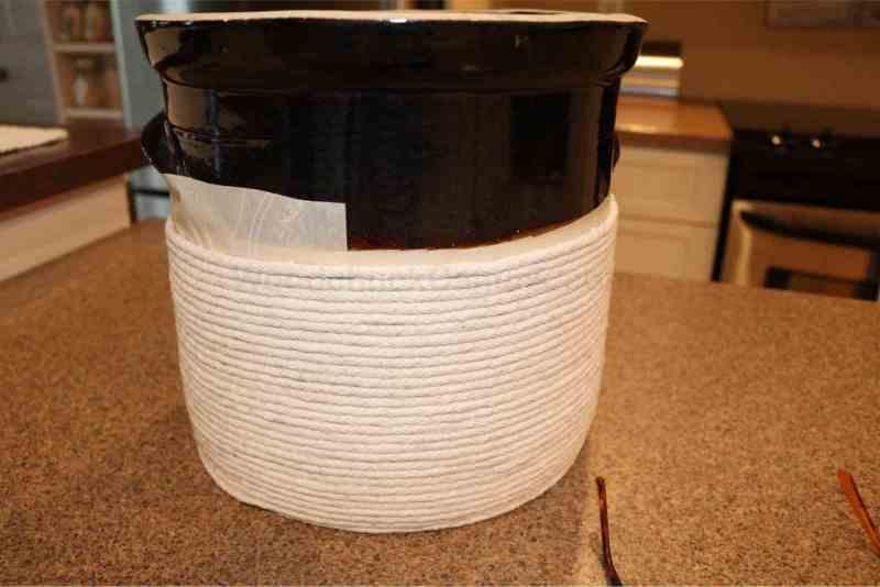 rope basket,diy,basket,crafts,