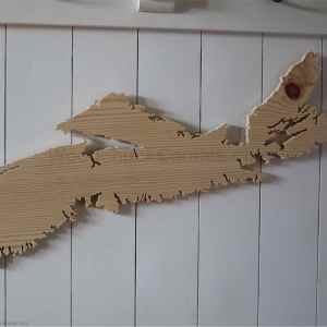 Wood map Nova Scotia No. 80
