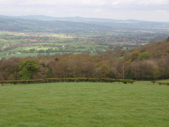Tomorrow's challenge - the Clwydian Hills