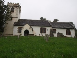 St. Cadoc's church, Llangattock-Lingoed