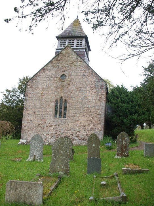 St. Michael's Church, Llanvihangel-Ystern-Llewern
