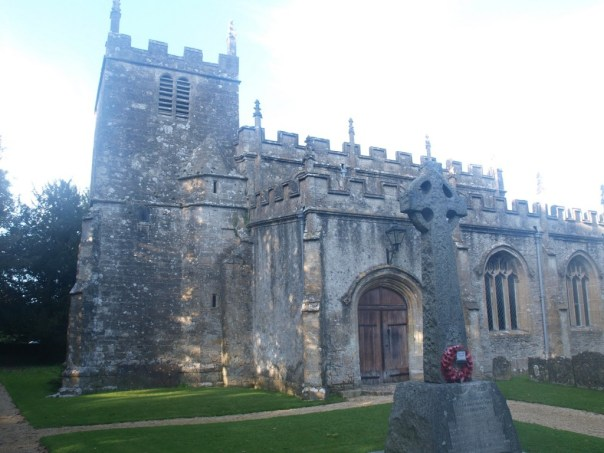 Holy Trinity Church, Cold Ashton