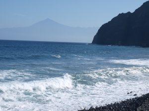 Playa de Santa Catalina, Hermigua
