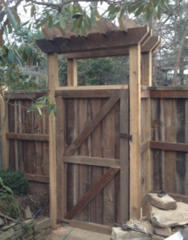 Back Yard Woodworking