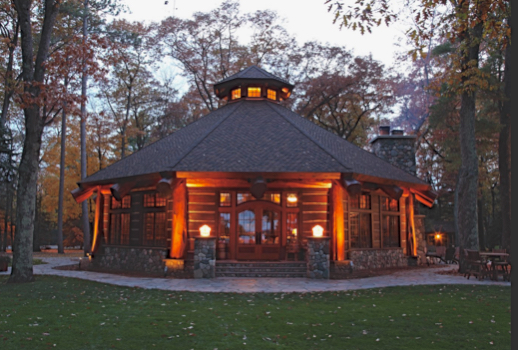 Log Home Building Project(4)