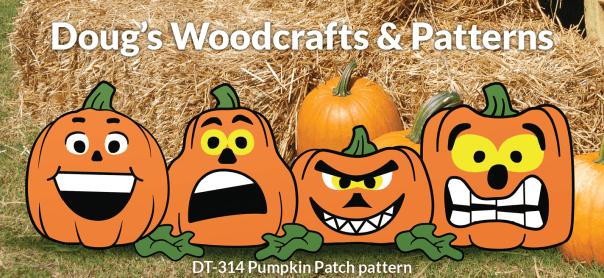 DT-314 Pumpkin Patch Pattern
