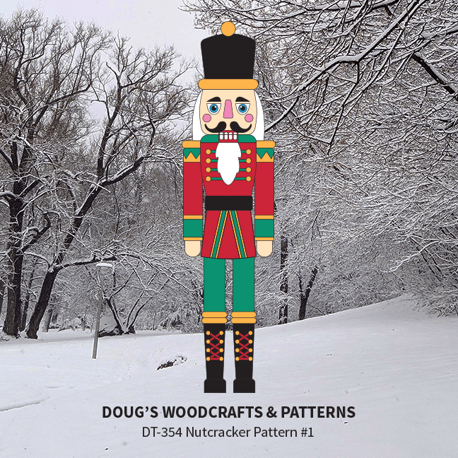 Welcome to Doug's Woodcrafts & Patterns