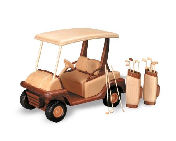 TJ103 - Golf Cart Pattern & Parts Kit.