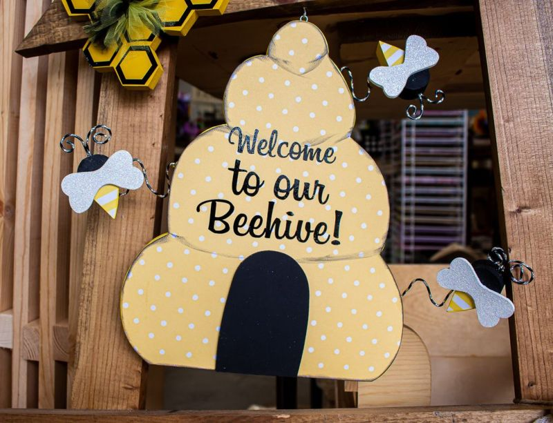 welcome to our beehive