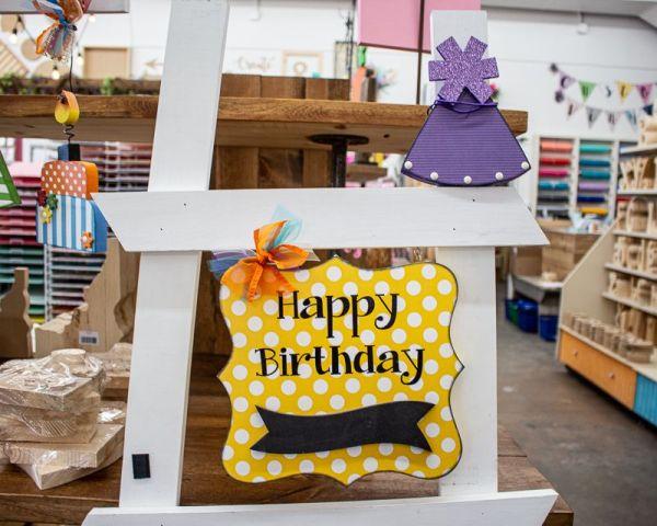 Birthday Ladder Kit