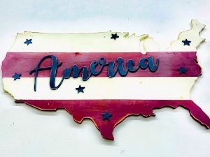 large usa cutout