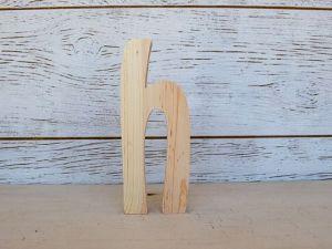 standard H lower