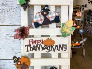 Thanksgiving Fence Kit 2020