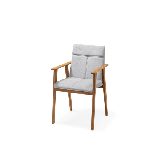 chair, dining chair, wooden chair, chair with armrests