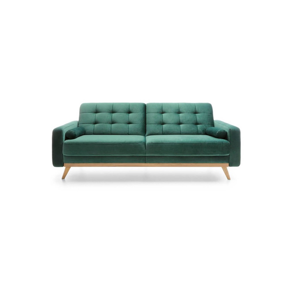 sofa, modern sofa, sofa with wooden legs, sohva