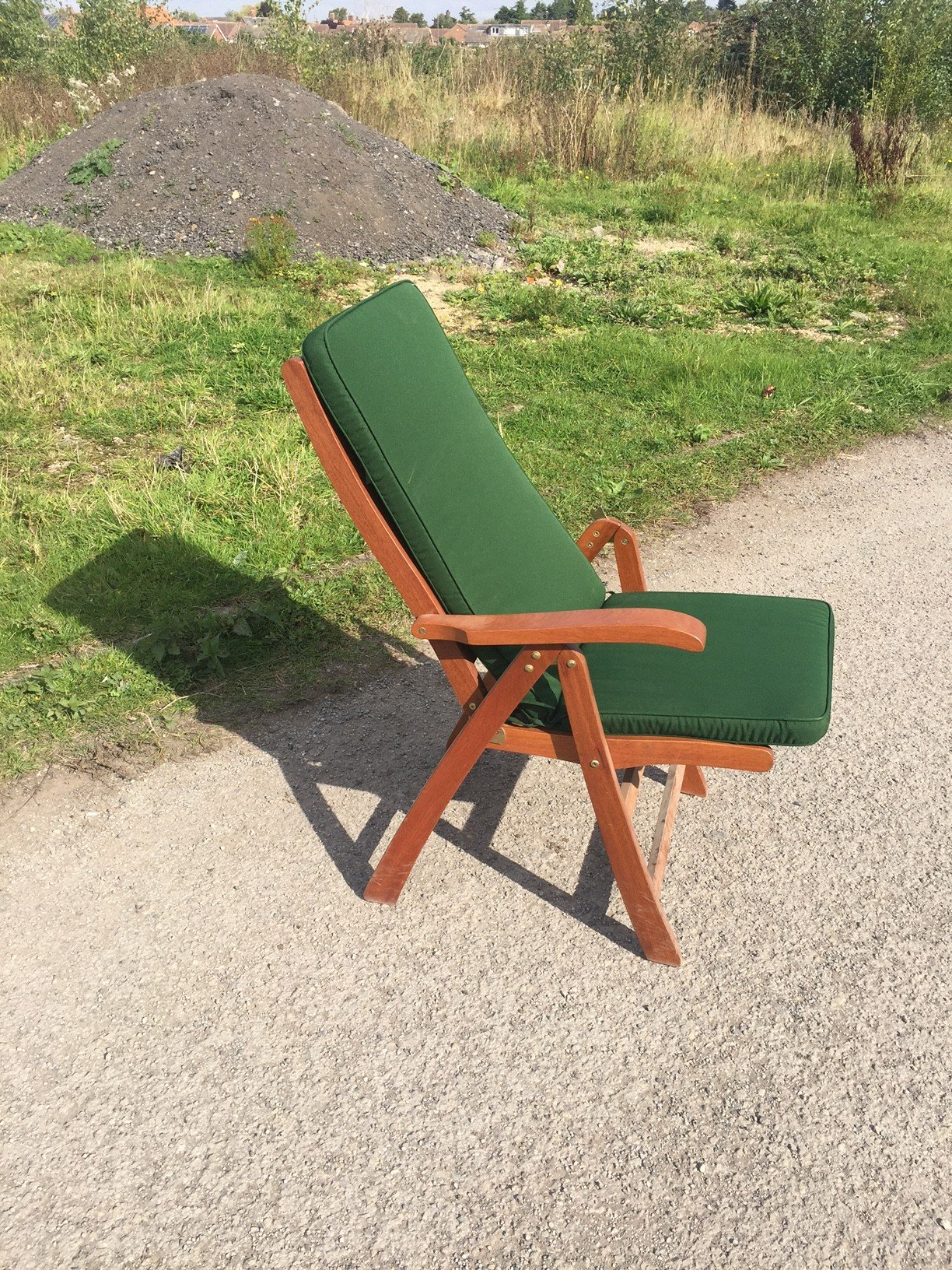 chair cushion with high back