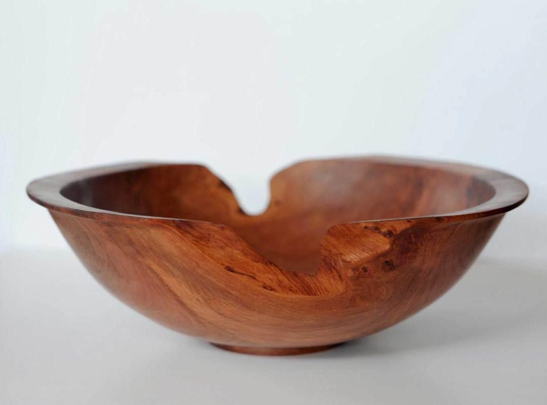Pohutukawa Fruit Bowl No30 (2013)