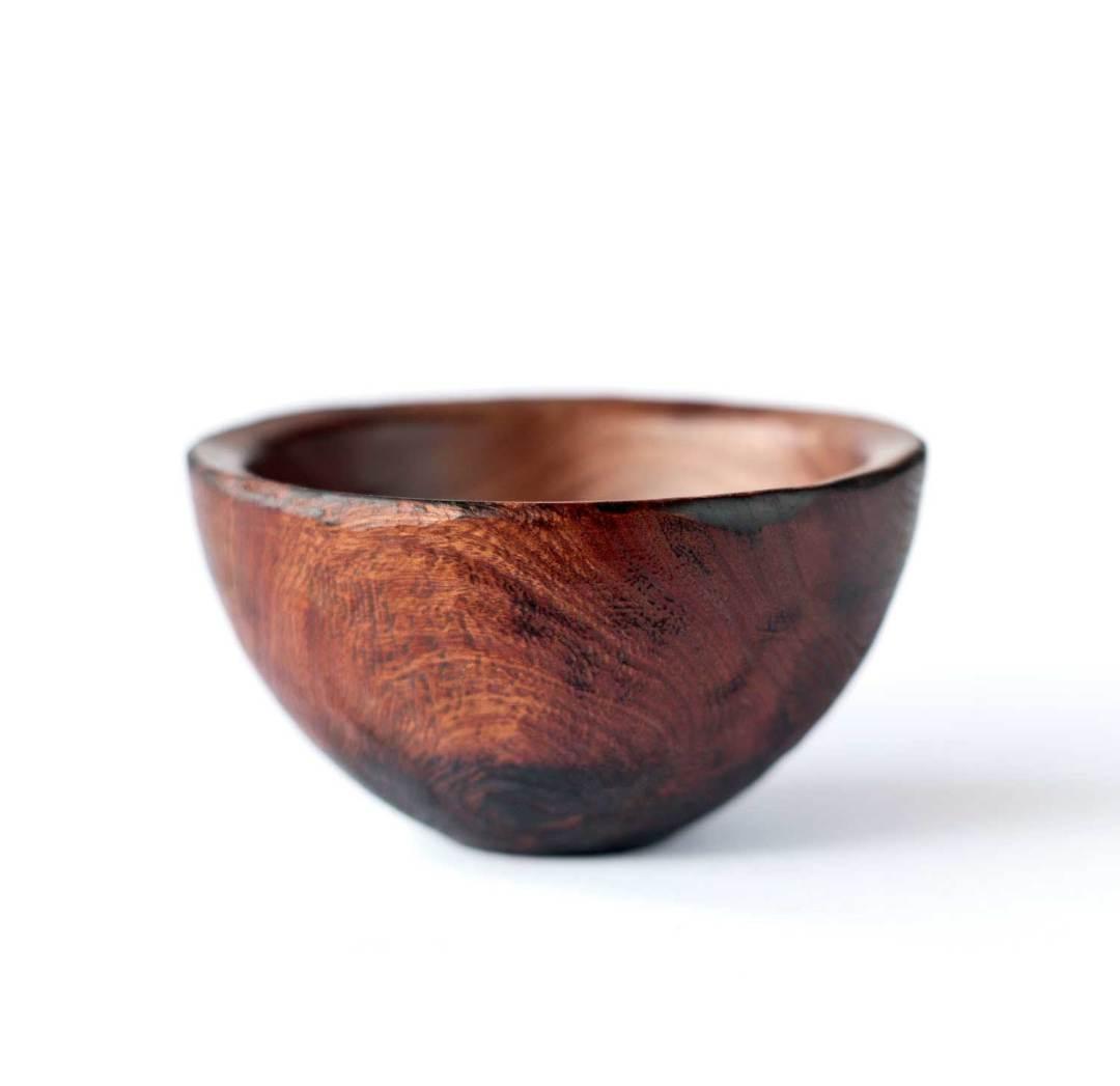Burnt Bottom Bowl