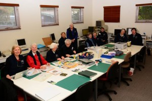 Woodend & District Heritage Society: About Us
