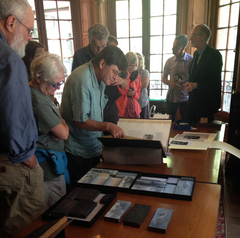 NYC Hospitality for the Wood Engravers' Network