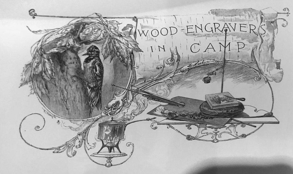 Wood Engravers' Network 2018 Conference in McKenzie Bridge, Oregon