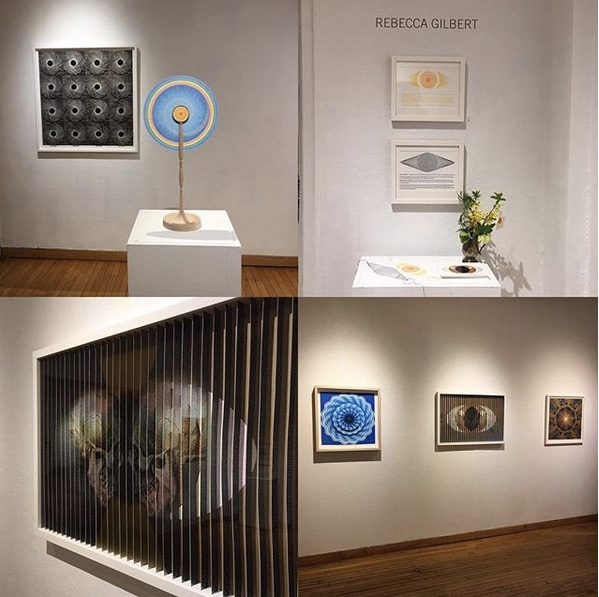"""You Really Need to See Rebecca Gilbert's """"Visions of Plenty: Observation, Perception, and Reverie"""" Exhibition"""